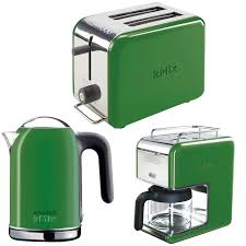 Kenwood Kettle And Toaster New Green Kenwood Kmix Boutique 2 Slice Toaster Modern Home