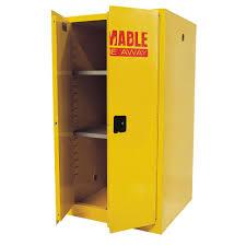 flammable cabinet home depot sandusky 65 in h x 34 in w x 34 in d steel freestanding flammable