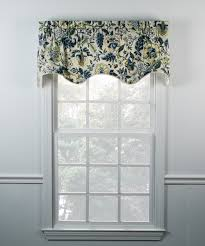 ellis curtain blue regency duchess filler valance zulily