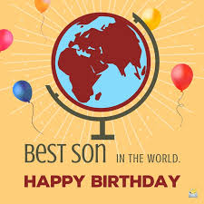 Happy 39th Birthday Wishes Happy Birthday Wishes For Your Son Proud Parents Celebrating