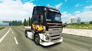 lamborghini truck skin lamborghini gallardo to the volvo trucks for euro truck