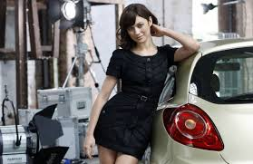 ford commercial actress australia ford s ka starring in the new james bond movie