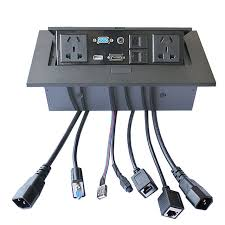 conference table electrical accessories special wholesale selling new k514 multimedia desktop hdmi free
