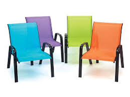 Plastic Stackable Lawn Chairs Colorful Patio Chairs