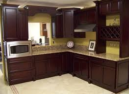 what paint colors go with dark kitchen cabinets nrtradiant com