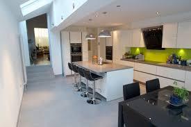 sleek kitchen design sleek kitchen extension sw15 kitchen designs pinterest