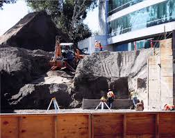 administrative support in los angeles ca la excavating inc