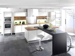 idee cuisine ilot kitchens id idee cuisine avec ilot 2017 avec idee ilot central photo