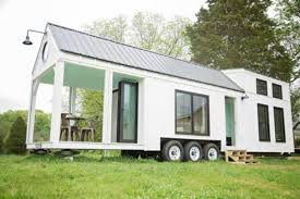 tiny farmhouse perch nest releases newest family size tiny farmhouse on wheels