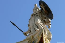 greece statue of athena by ludo38 on deviantart