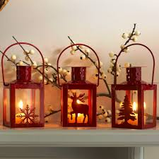 endearing cool christmas lanterns decorations for indoors