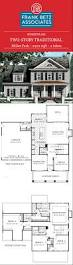 frank betz associates miller park 2407 sqft 4 bdrm traditional house plan design by