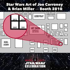 Orange County Convention Center Map Star Wars Celebration Map U0026 Schedule Hi Fi Colour Design