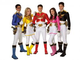 power rangers megaforce season den geek