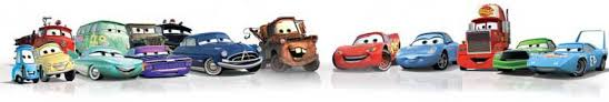 guide cars movie disney pixar animation studio