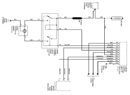 volvo 960 850 engine cooling fan circuit and schematic diagram