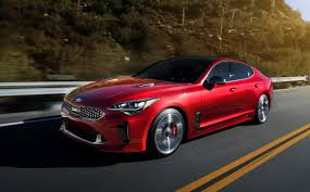 Build A Kia by 2018 Kia Stinger Review Ratings Specs Prices And Photos The