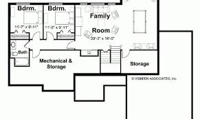 20 simple bungalow basement floor plans ideas photo building