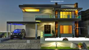 3d Front Elevation Com 8 Marla House Plan Layout Elevation by 3d Front Elevation Com 2 2 Kanal Dha Karachi Modern Contemporary