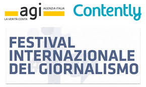 international journalism festival agi agenzia italia and contently at the perugia international