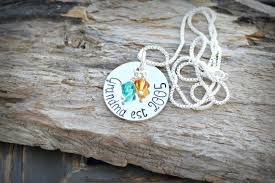 kids name necklace est date with kids name necklace personalized necklace