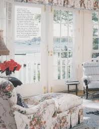 English Country Window Treatments by Hydrangea Hill Cottage A Beautiful Classic Baratta Home