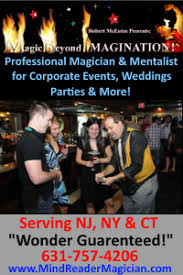 local magicians for hire magicians in nj new jersey magicians for