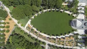 Okc Botanical Gardens by Myriad Botanical Gardens Ojb Landscape Architecture