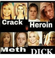 Heroin Meme - crack heroin meet ha heroin meme on esmemes com