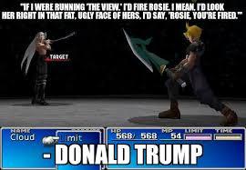 Final Fantasy Memes - final fantasy trump album on imgur