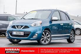 nissan canada xm radio trial used 2015 nissan micra sr for sale in montreal p7248 spinelli