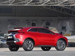 mitsubishi xr phev ii concept 2015 pictures information u0026 specs