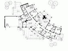 pueblo house plans southwestern house plan id chp 23999 coolhouseplans com