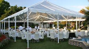 clear wedding tent how much do wedding tents cost woman getting married