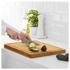 aptitlig butcher u0027s block bamboo 45x36 cm ikea