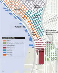 Seattle District Map by Seattle Neighborhoods Map Seattle U2022 Mappery