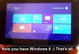 windows on android install windows 8 1 8 7 xp on android mobile tablet dual boot