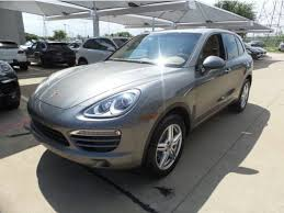 porsche cayenne trailer hitch used 2014 porsche cayenne for sale plano tx ela92834