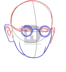 how to draw gandhi step by step drawing guide by darkonator