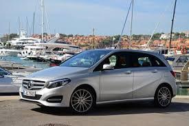 mercedes b class electric uk mercedes b class review auto express