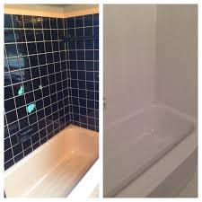 Reglazing Bathroom Tile Surface Solutions Unlimited Countertop Refinishing Tub