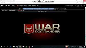 war commander lag fix and error 100 youtube