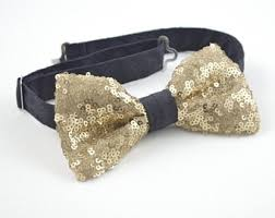 new years bow tie sparkle bow tie etsy