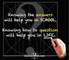 home question week question week