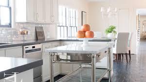 freestanding kitchen ideas 22 best freestanding kitchen island breakfast bar images on inside