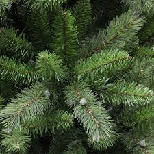 puleo international 7 5 pre lit fraser fir pencil tree artificial