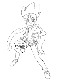 beyblade anime coloring pages kids printable free