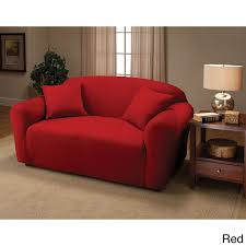 Stretch Slipcover For Couch Best 25 Loveseat Slipcovers Ideas On Pinterest Sectional Couch