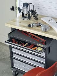 Tool Bench Organization 8 Best Workbench And Garage Images On Pinterest Garage Ideas