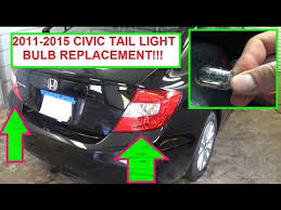 2008 honda civic third brake light honda civic tail light brake light rear turn signal light bulb